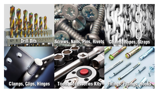 We stock a wide range of fixings, fastenings and tools